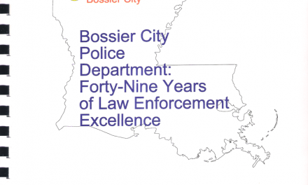 Bossier City Police Department: Forty-Nine Years of Law Enforcement Excellence